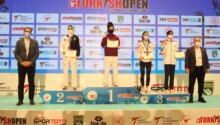 Taekwondo - Turkish Open: Ça brille pour Oumaima El Bouchti !