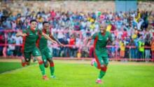 Hirondelles du Burundi au stade Intawri
