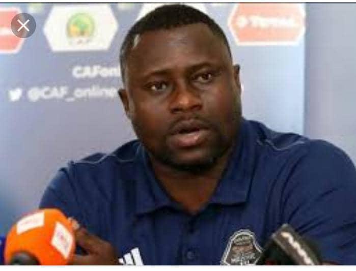 Pamphile Mihayo, coach TP Mazembe