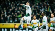 Ramy Bensebaini désigné Joueur du mois de mars par les supporters du Borussia Mönchengladbach.