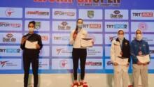 Taekwondo-Turkish open-Safia Saleh