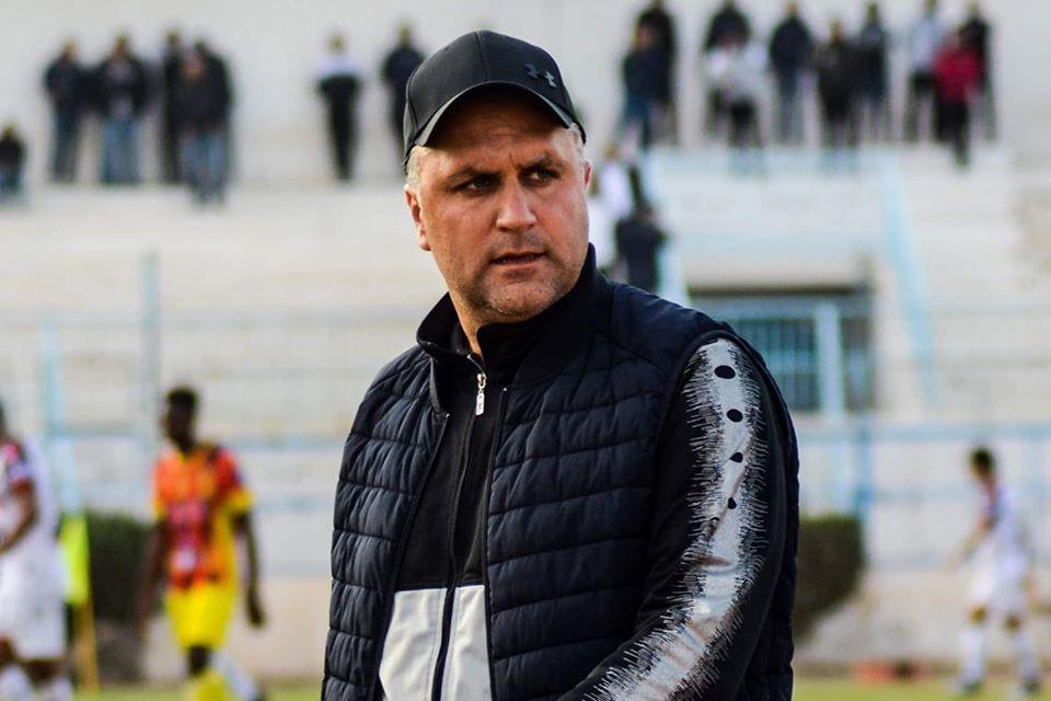 Sami Gafsi, nouveau coach de CA Bizertin