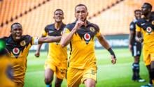 Samir Nurkovic, héros des Chiefs dans le 100e derby de Soweto