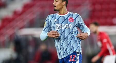 Eredivisie-Ajax Sébastien Haller