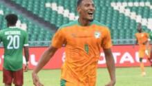 Sébastien Haller Covid-19- Côte d'Ivoire