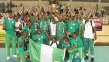Volleyball-Nigeria, Cameroun-Championnat d'Afrique U19