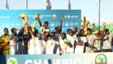 Beach Soccer : Sénégal