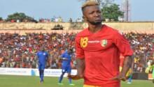 Seydouba Soumah Konkolet qualifie la Guinée à la CAN 2021.