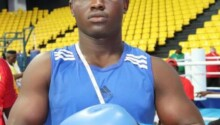 Another Ghanaian boxer qualified to Tokyo