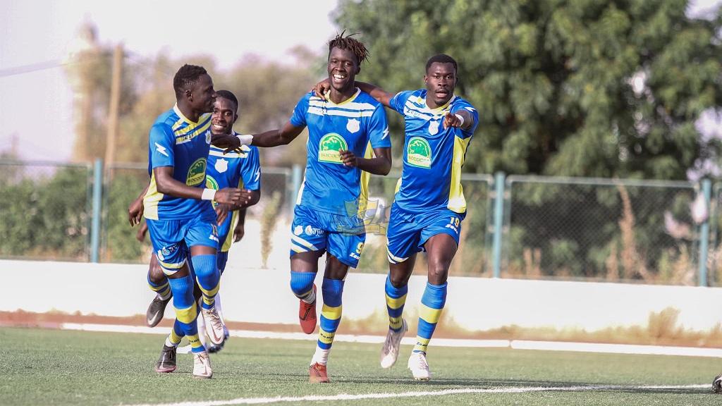 Teungueth FC, nouveau leader du championnat sénégalais de Ligue 1