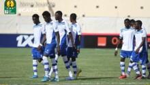 Teungueth FC MC Alger - Ligue des champions CAF