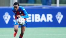 Thembi Kgatlana-Afrique du Sud-Eibar-Foot féminin-Espagne