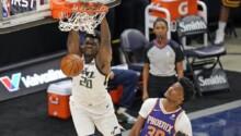 Udoka Azubuike-Utah Jazz-NBA-rookie nigérian