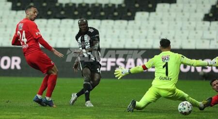 Aboubakar Ghezzal - Süper Lig Beşiktaş