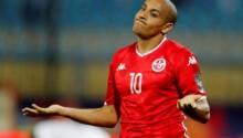 Wahbi Khazri forfait pour la suite des qualifs de la CAN 2021.