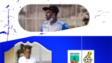 GHANA WPL NASCO COACH AND PLAYER OF THE MONTH NAMED