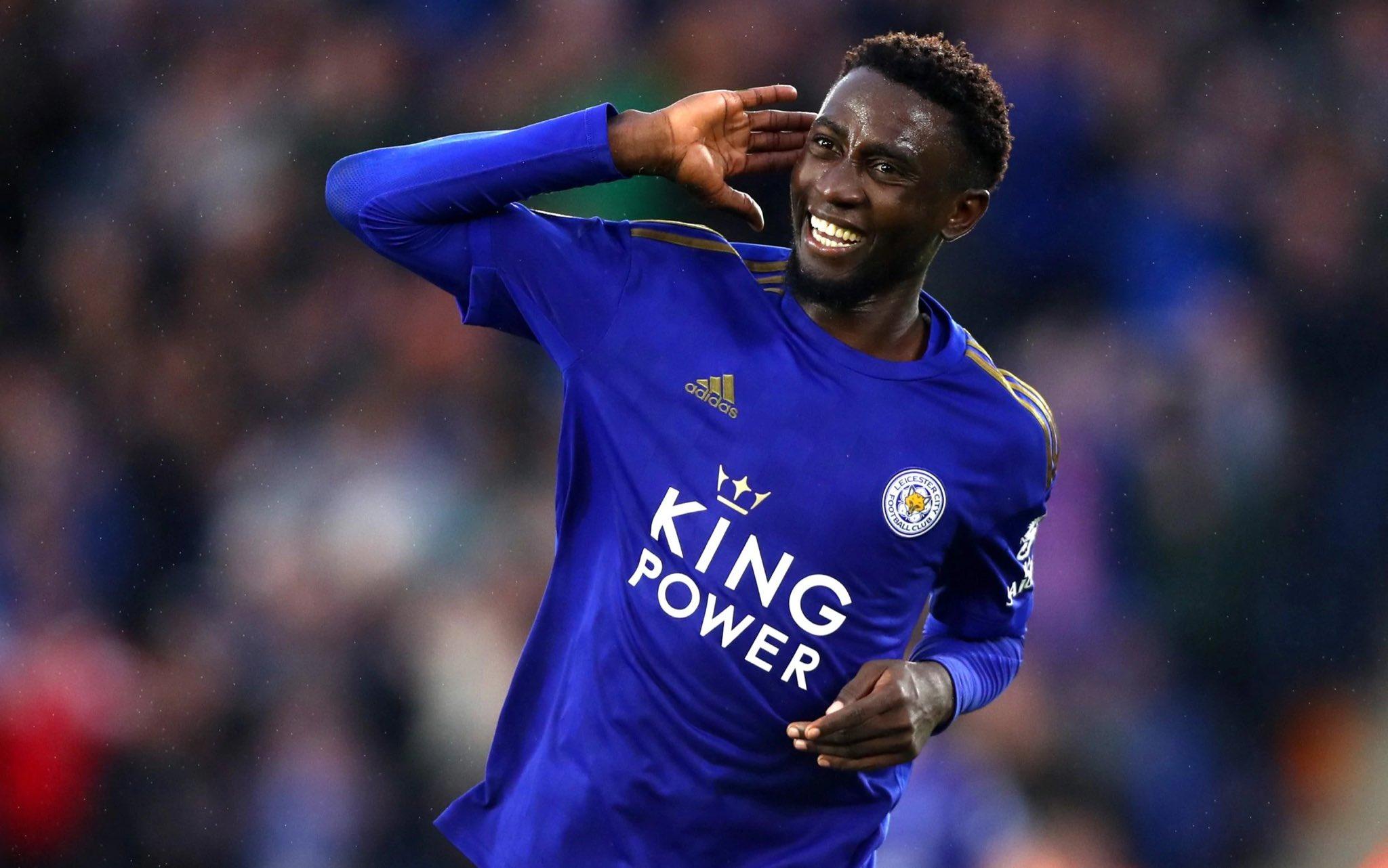 Wilfried Ndidi réalise une belle saison en Premier League avec Leicester