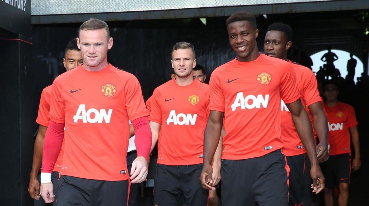 Wilfried Zaha est à court de forme pour affronter ce mercredi Manchester United, son ancien club