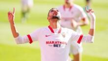 en-nesyri-haland-dortmund seville-ligue-des-champions