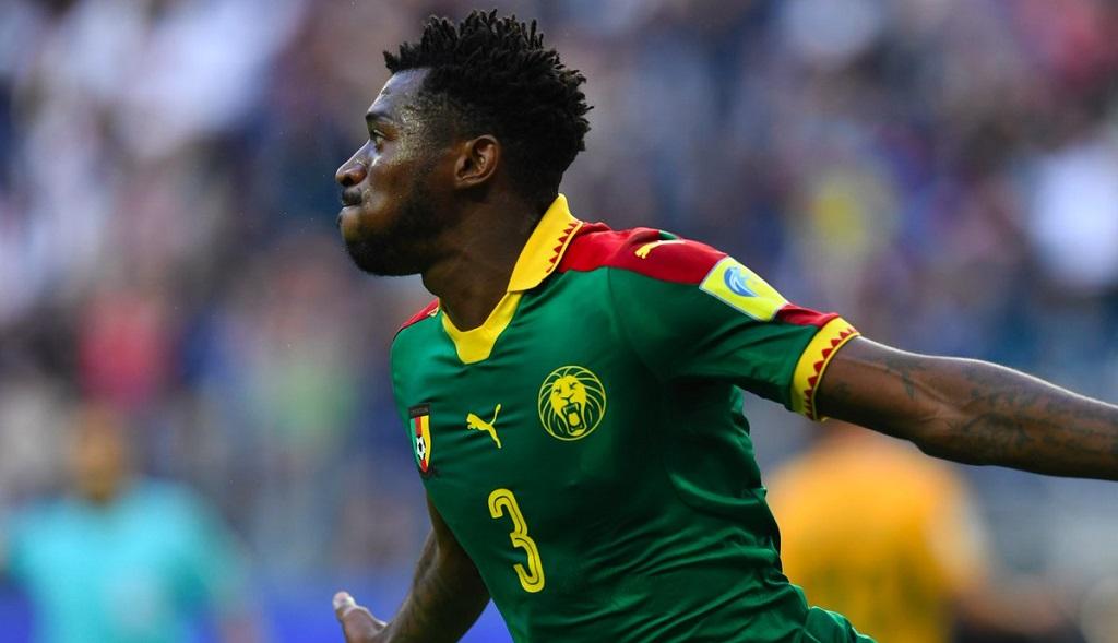 Zambo Anguissa forfait pour le déplacement du Cameroun au Cap-Vert.