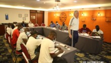 GFA organizes training session to improve skills of coaches in Ghana