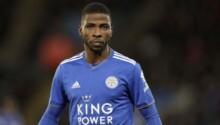 Iheanacho Leicester - Khafi Oujda