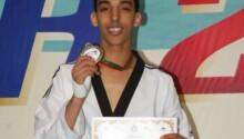 Achraf Mahboubi arrache l'or