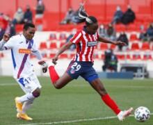 Ajara Nchout et l'Atletico dans le dur