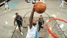 Andre Drummond imposant avec les Lakers