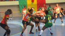 Angola - Sénégal, finale 2018