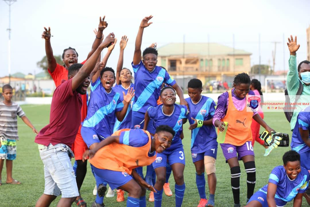 Ghana WPL match day 9 wrap-up