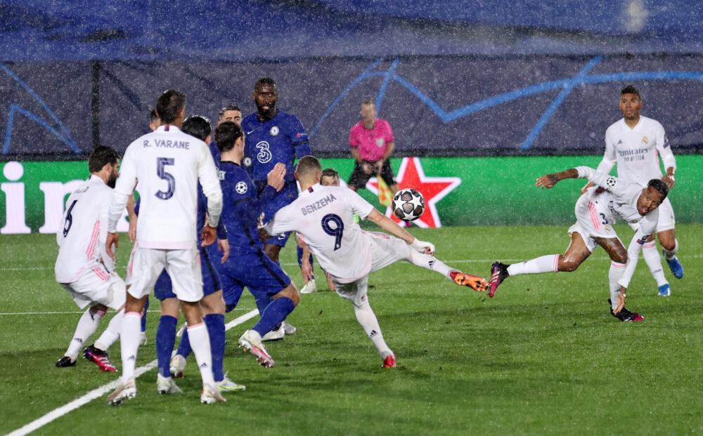 Chelsea et Real Madrid dos à dos