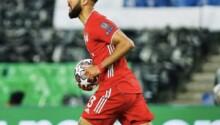 Choupo Moting Bayern Munich