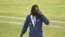 Aliou Cissé, coach Sénégal