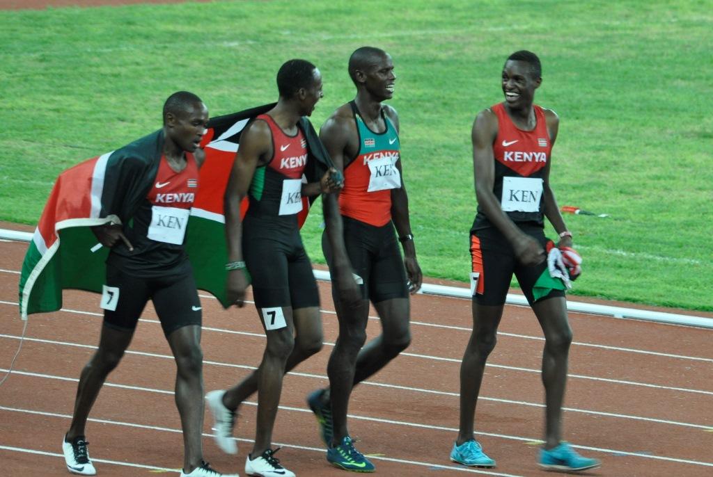 Le 4X400 du Kenya sera aux relais mondiaux