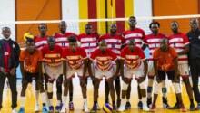 Volleyball : VC Espoirs de la RD Congo