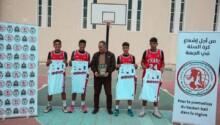 Maroc - Basket 3x3
