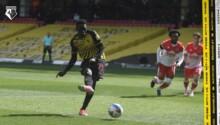 Ismaila Sarr ramène Watford en Premier League