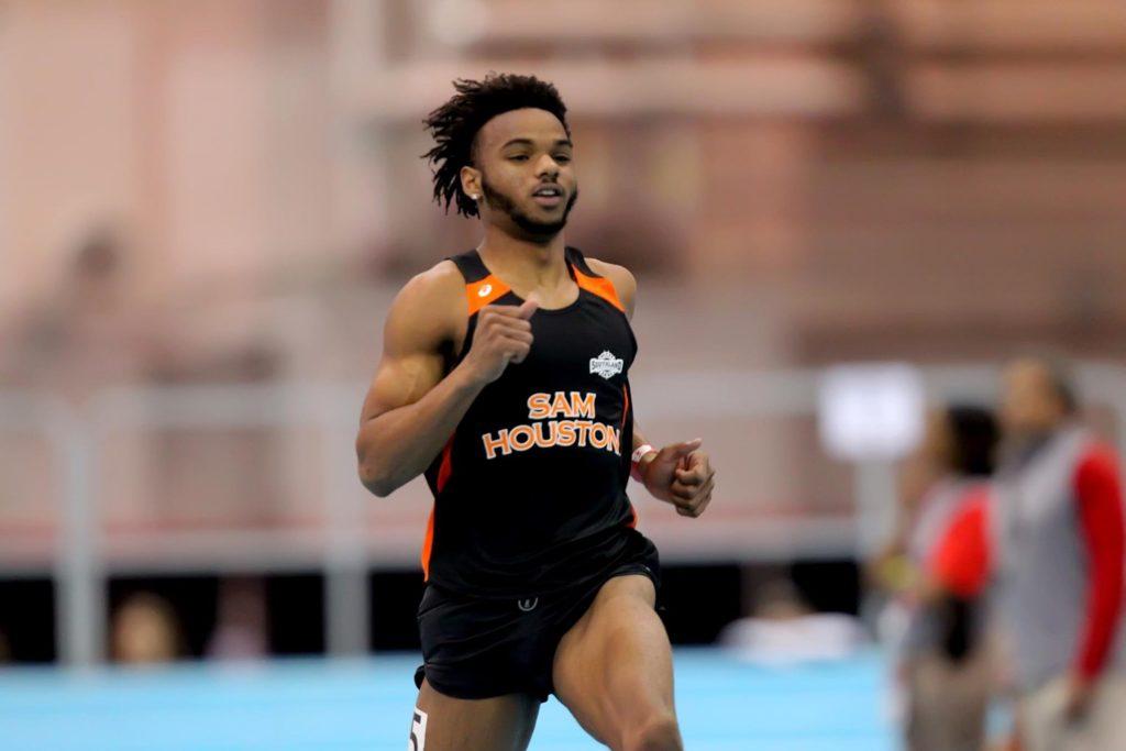 Jo Vaughn Martin; héritier d'Usain Bolt