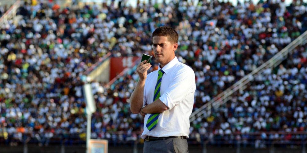 Jonathan McKinstry  n'est plus coach de l'Ouganda