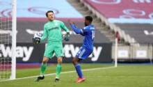 Kelechi Iheanacho marque 2 buts mais Leicester perd