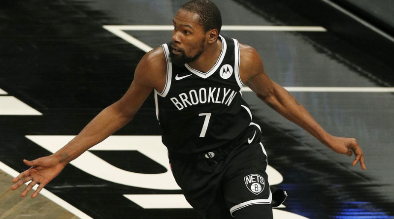 Kevin Durant Brooklyn