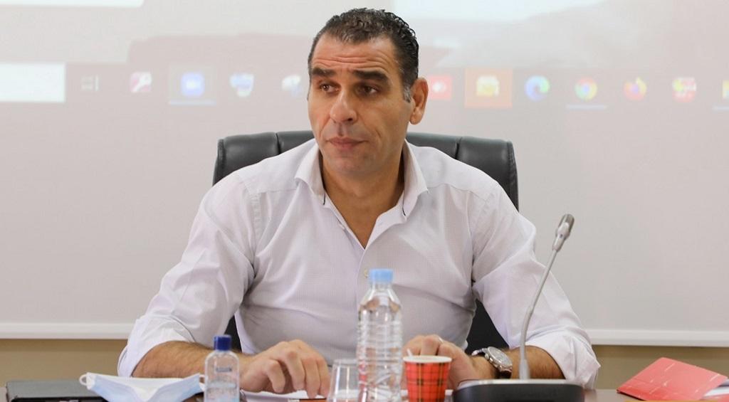 Kheïreddine Zetchi retrouve son poste de président du Paradou AC.