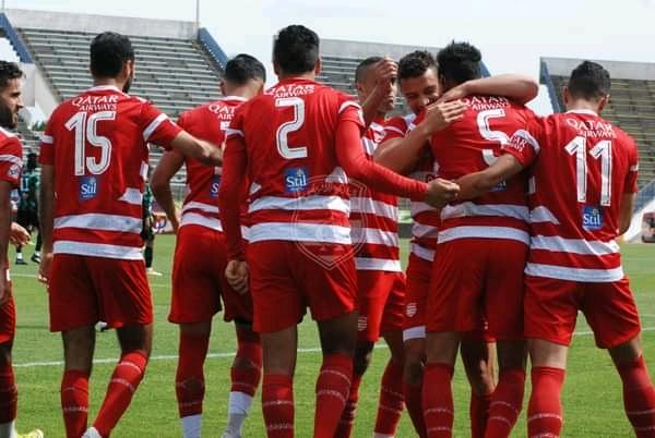 Tunisie : Le Club Africain s'extirpe de la zone rouge