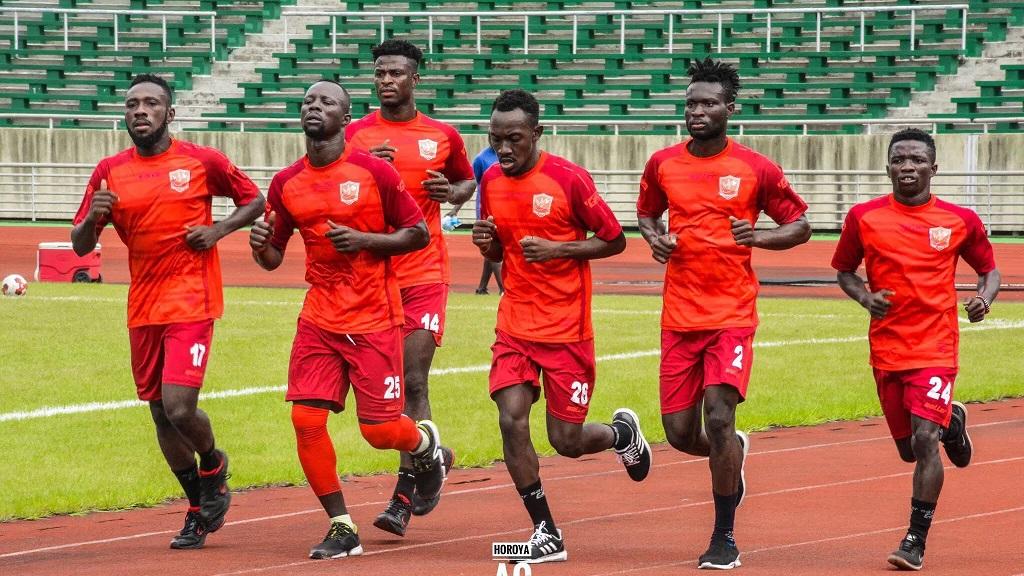 Le Horoya AC joue gros sur le terrain du Petro Atlético de Luanda.