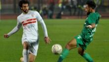 Zamalek-MC Alger