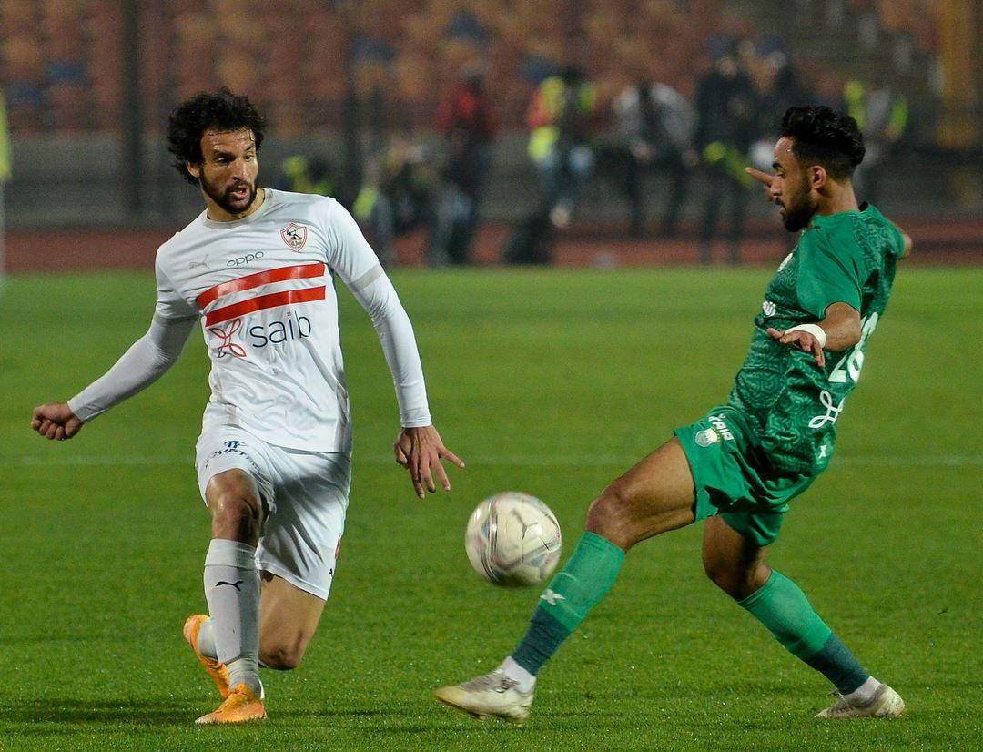 Le Zamalek risque gros face au MC Alger