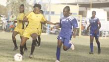 Mali : championnat football féminin