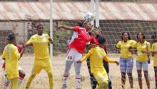CAF - Ligue des champions féminine - Black Rhinos Queens