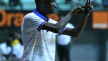 Mamadou Gueye, coach AS Douane